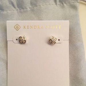 Kendra Scott Gold Rue Earrings